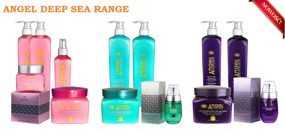 ANGEL DEEP SEA RANGE